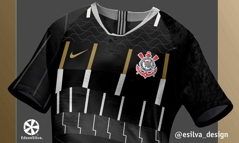 Mashup - Corinthians Nike abre