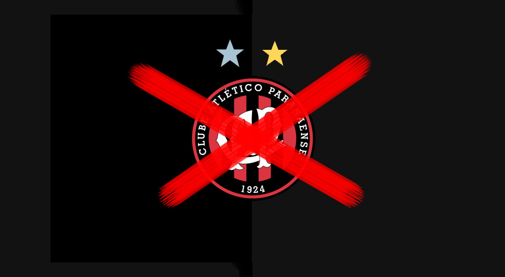Mudança de identidade visual do Atlético-PR será drástica