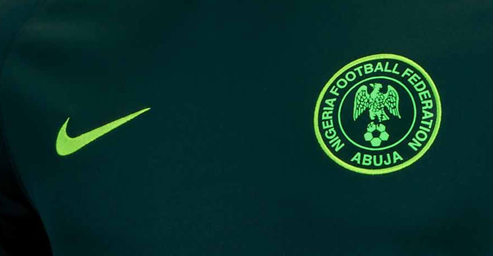 Nigéria Nike 2022