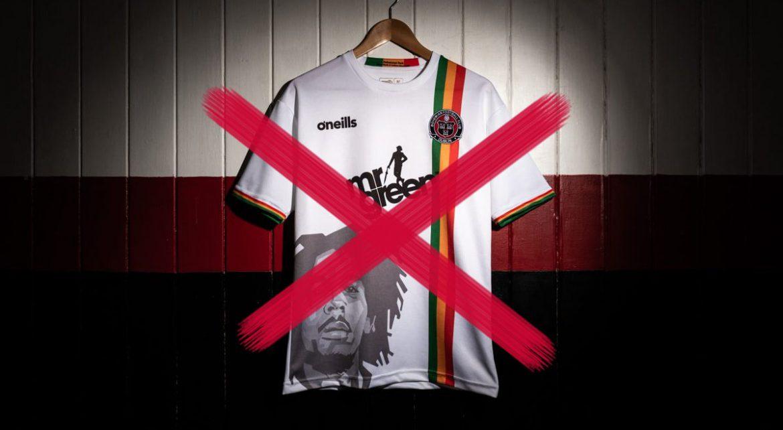 Por direitos autorais, Bohemian FC cancela camisa de Bob Marley