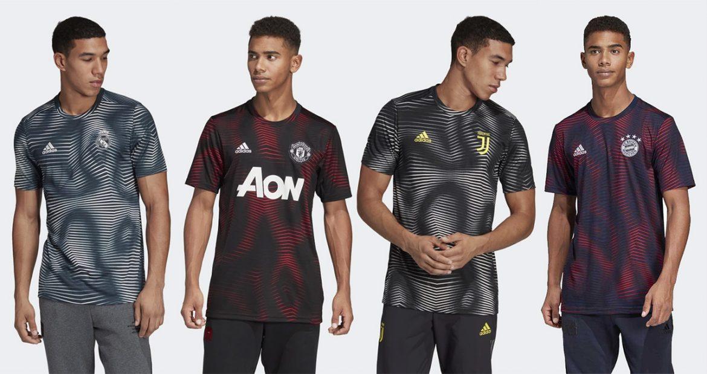 Adidas Parley 2019 Pre Match