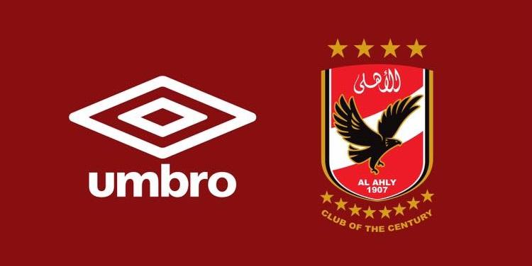 Al Ahly fecha com a Umbro para 2019