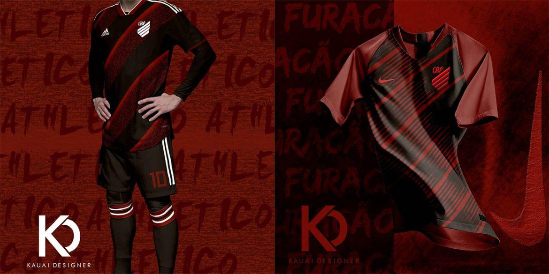 Athletico Paranaense Nike Adidas