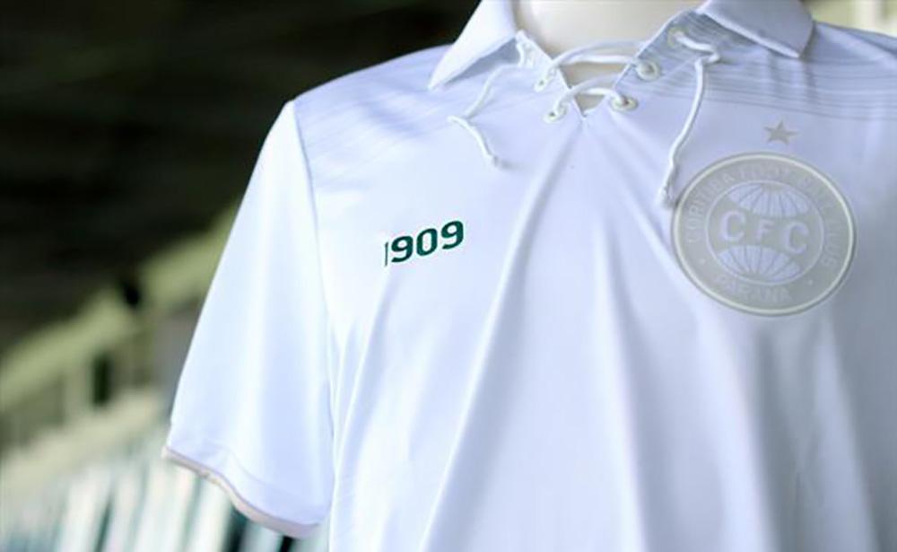 Camisa da Virada Coritiba lança camisa especial para o Reveillon 2019
