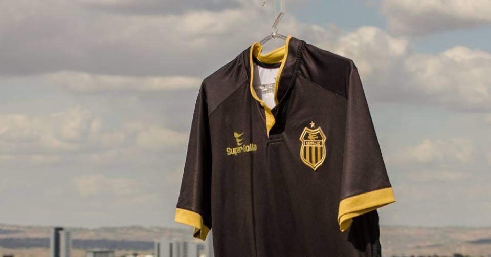 Camisa do centenário do Central SC 2019 Super Bolla