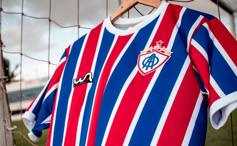 Camisas da Itabaiana 2019 WA Sport