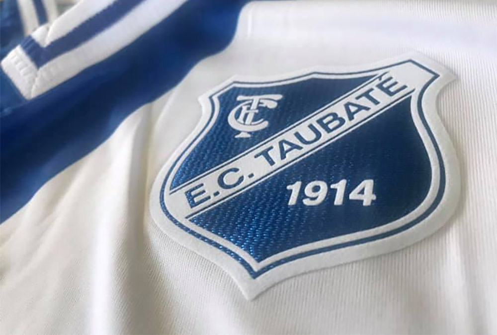 Camisas do EC Taubaté 2019 Kickball