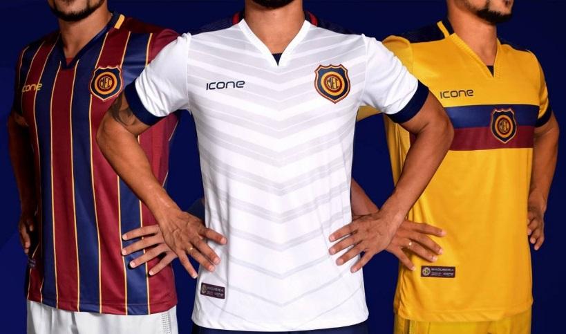 Camisas do Madureira EC 2019 Ícone Sports