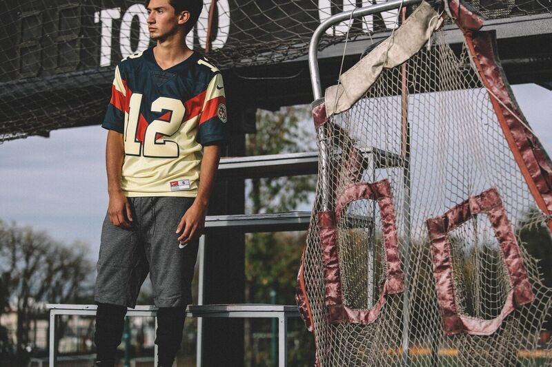 Nike lança camisa de futebol americano para o Club América