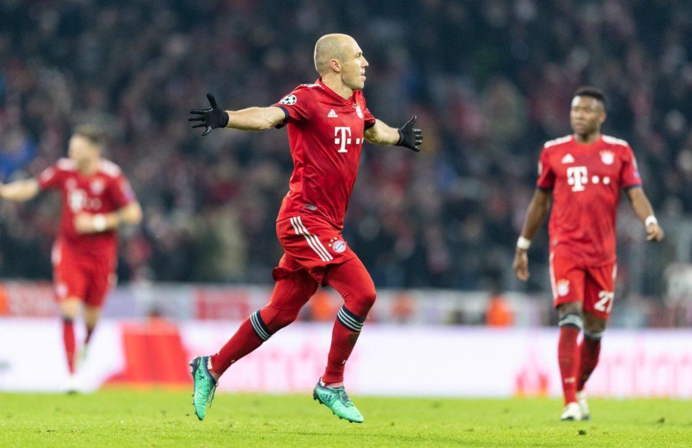 Bayern de Munique já não utiliza mais calção azul