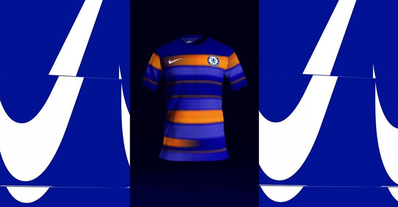 Fan Jersey Camisa do Chelsea 2019 Nike abre