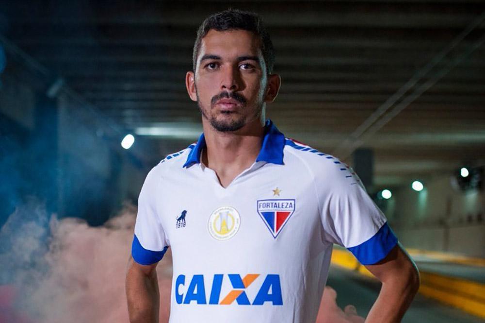 Glória Camisa reserva do Fortaleza 2019 Leão1918 abre