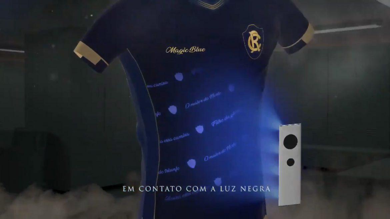 Magic Blue Camisa especial Remo 2019 Escudetto