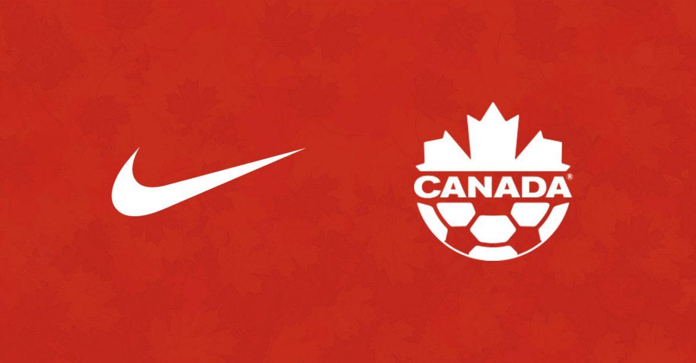 Seleção do Canada Nike