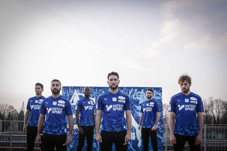Terceira camisa do Amiens SC 2018-2019 PUMA