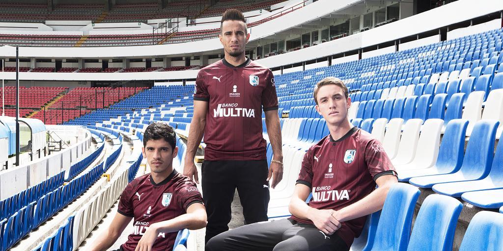 Terceira camisa do Querétaro 2018-2019 PUMA