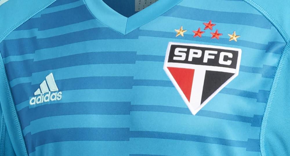 Terceira camisa do São Paulo 2019 Uruguai