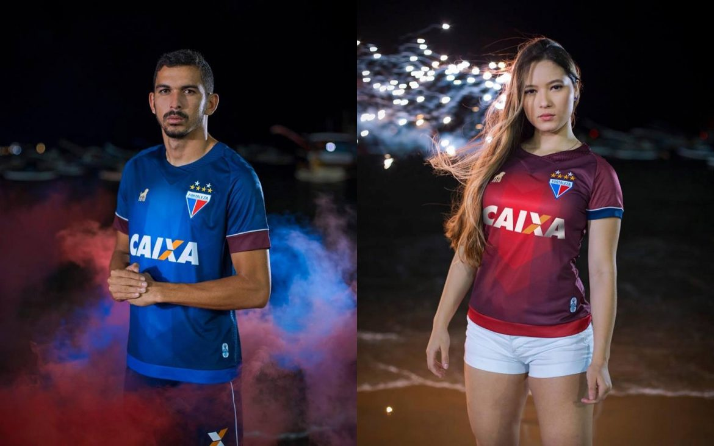 Xodó Camisa do Fortaleza EC Copa do Nordeste 2019 Leão1918 abre