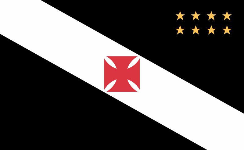 bandeira do vasco da gama