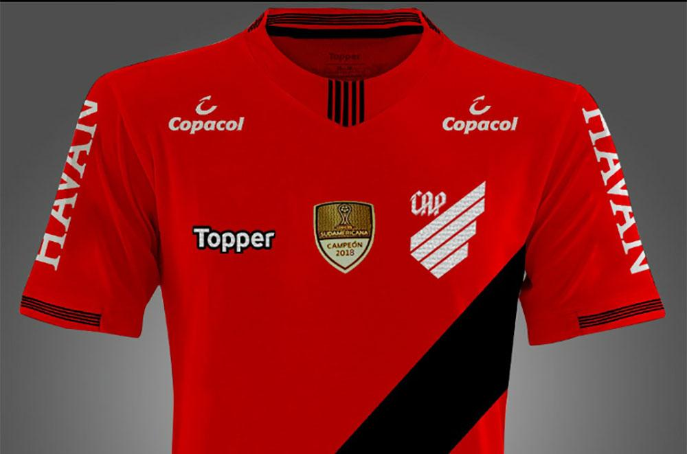 Athletico-PR Topper Rapha Marcos