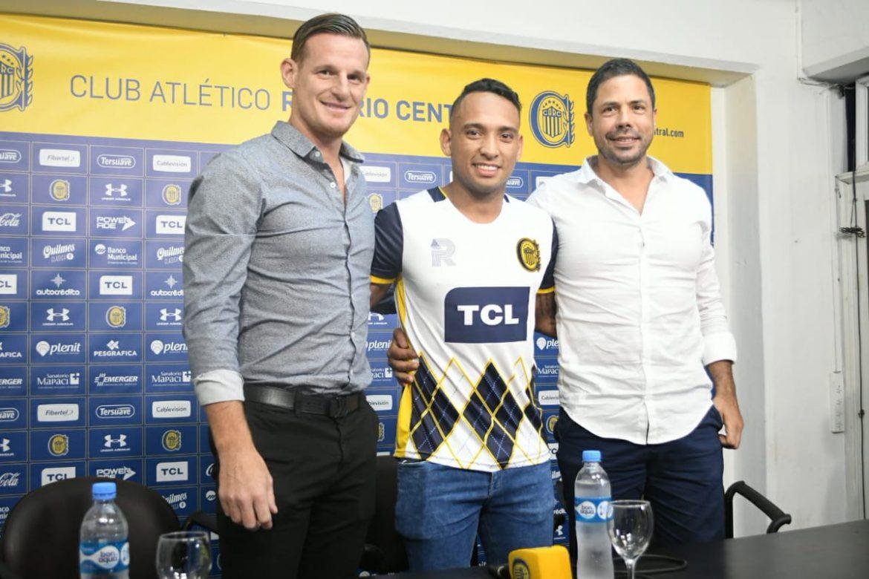 Camisa tampão do Rosario Central 2019