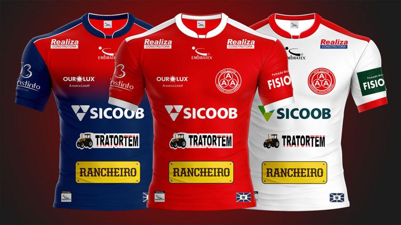 Camisas da Anapolina 2019 Embratex