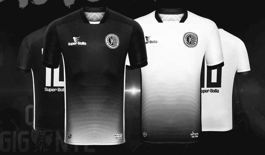 Camisas do ASA de Arapiraca 2019 Super Bolla abre