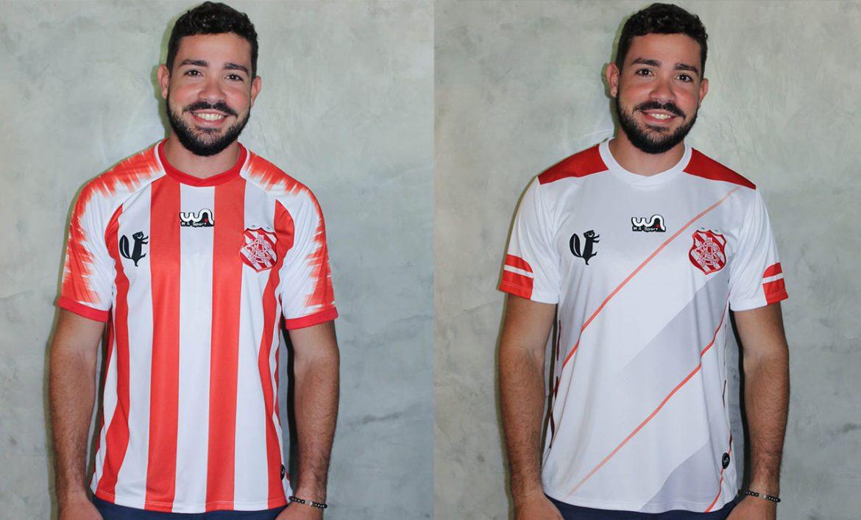 Camisas do Bangu 2019 WA Sport