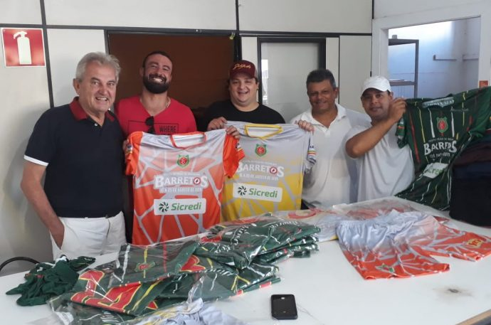 Camisas do Barretos EC 2019 Nova Idéia