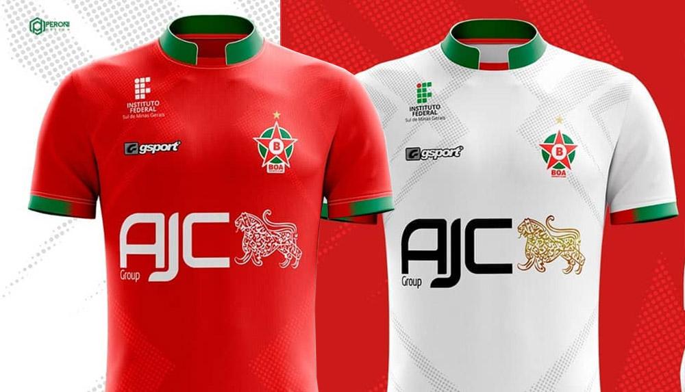 Camisas do Boa Esporte 2019 GSport