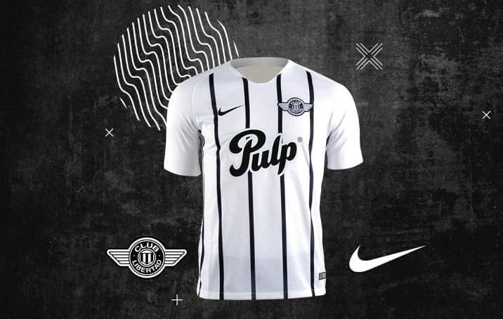 Camisas do Club Libertad 2019 Nike