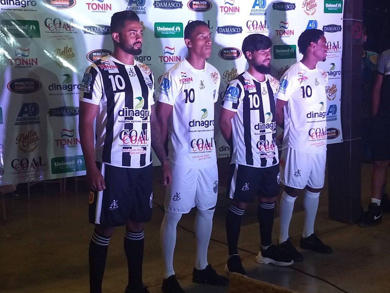 Camisas do Comercial 2019 Geração Sport