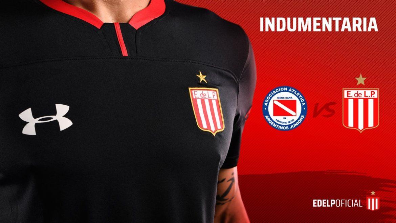 Camisas do Estudiantes 2019 Under Armour Reserva