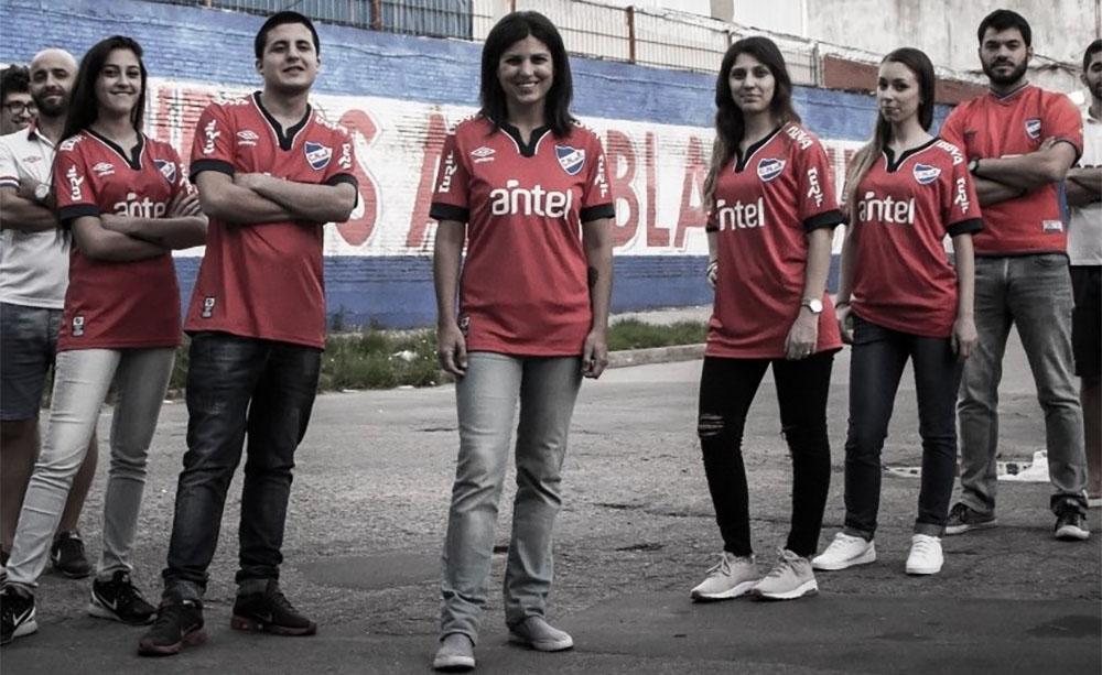 Camisas do Nacional 2019 Umbro