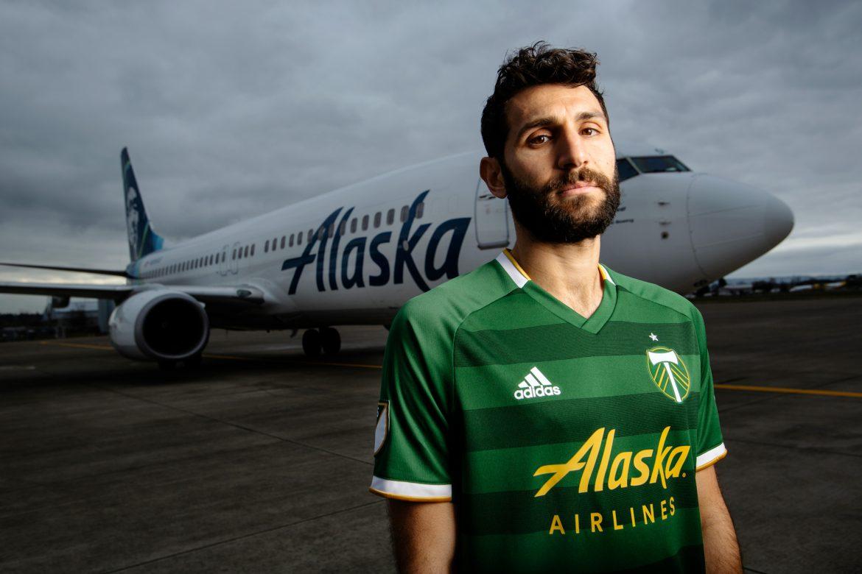 Camisas do Portland Timbers 2019 Adidas MLS