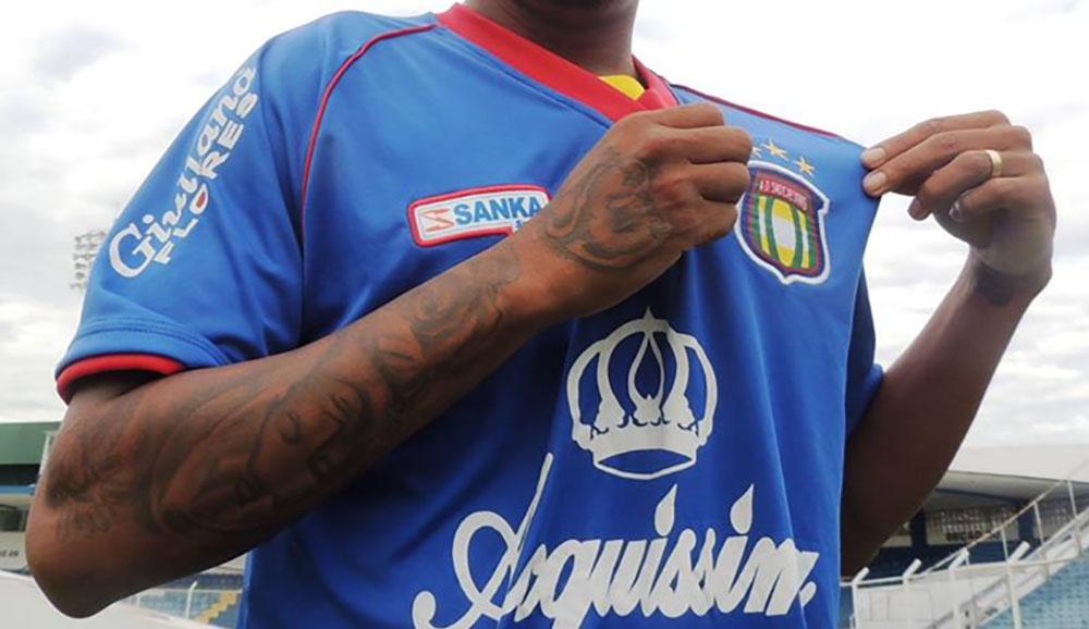 Camisas do São Caetano 2019 Sanka Sports