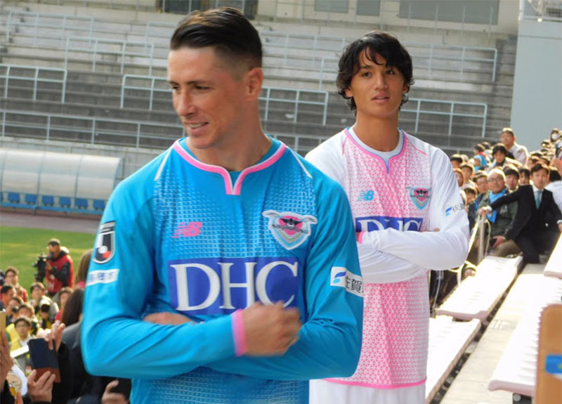 Camisas do Sagan Tosu 2019 New Balance Reserva