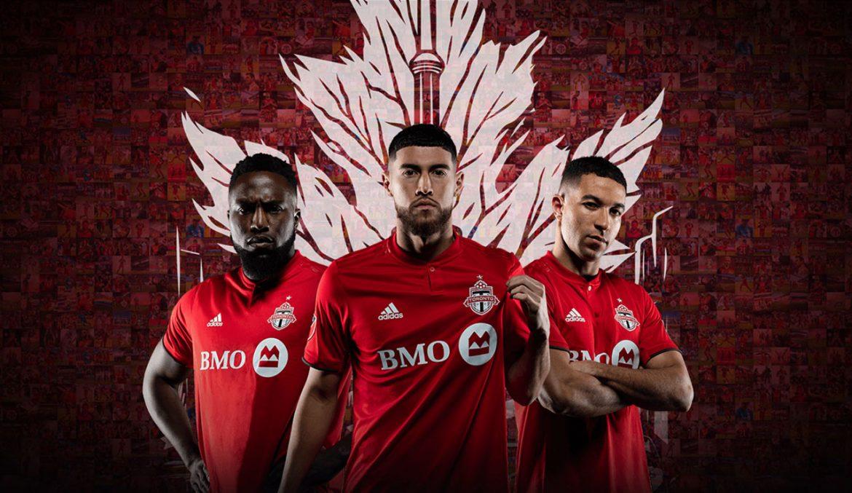 Camisas do Toronto FC 2019 Adidas