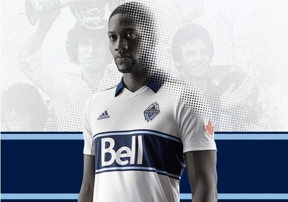 Camisas do Vancouver Whitecaps 2019 Adidas MLS