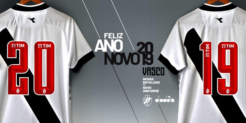 Camisas do Vasco da Gama 2019 Diadora