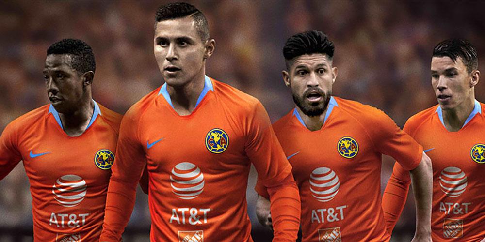 Chespirito Terceira camisa do Club América 2019 Nike