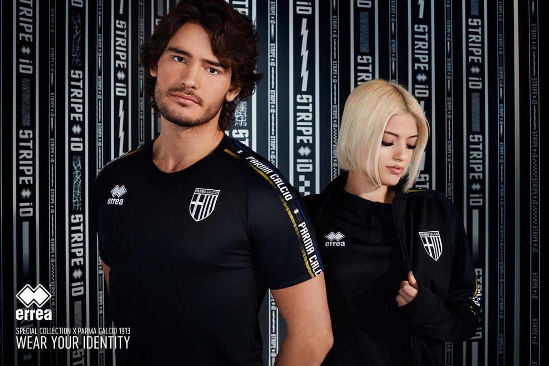 Erreà Sport lança coleção STRIPE iD 2019 para o Parma Calcio