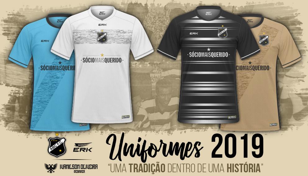 Leitor MDF Camisas do ABC 2019 ERK Ivanilson Oliveira