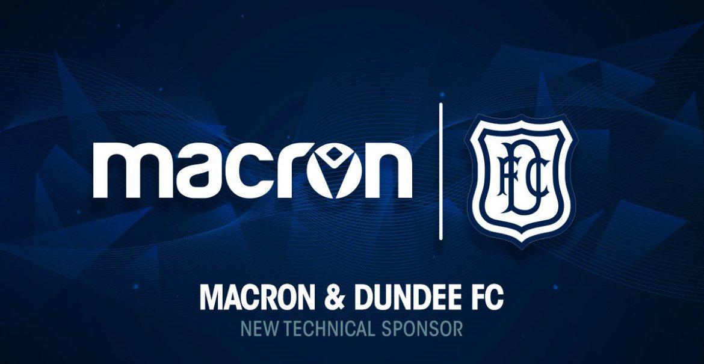 Macron Dundee FC