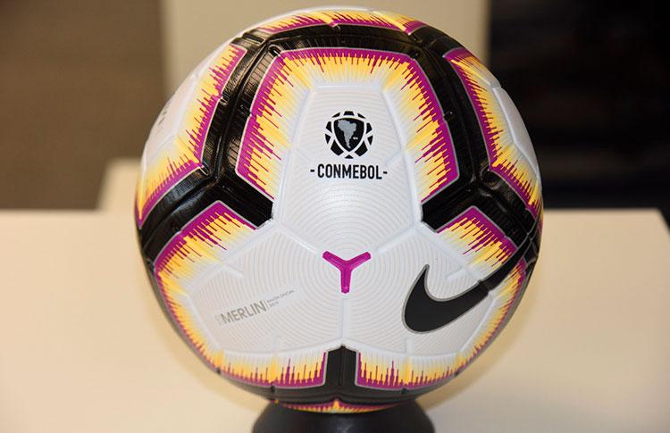 Nike Merlin Bola da Libertadores da América 2019