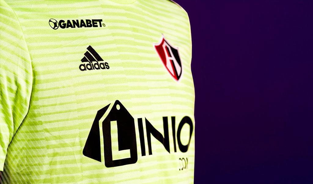 Terceira camisa do Atlas FC 2019 Adidas