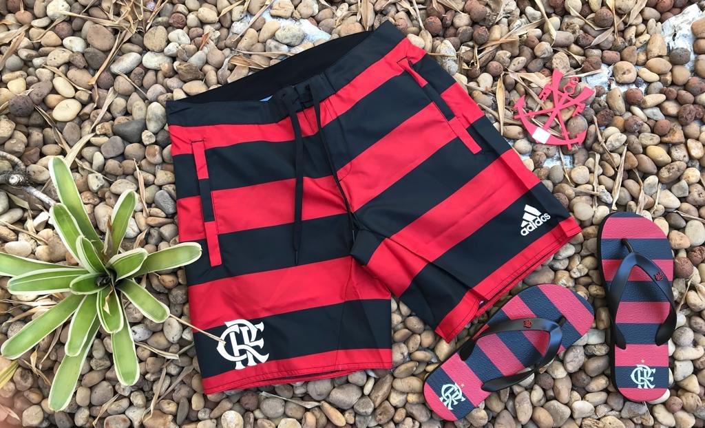 bermuda de praia do Flamengo