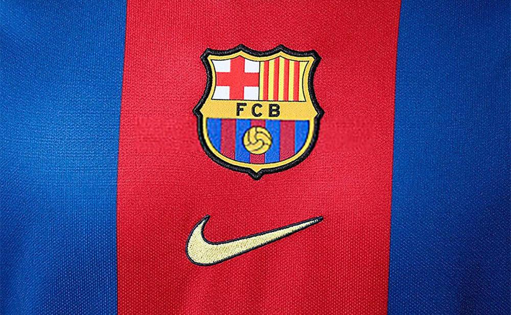 Barcelona El Clasico Nike 1998-2019