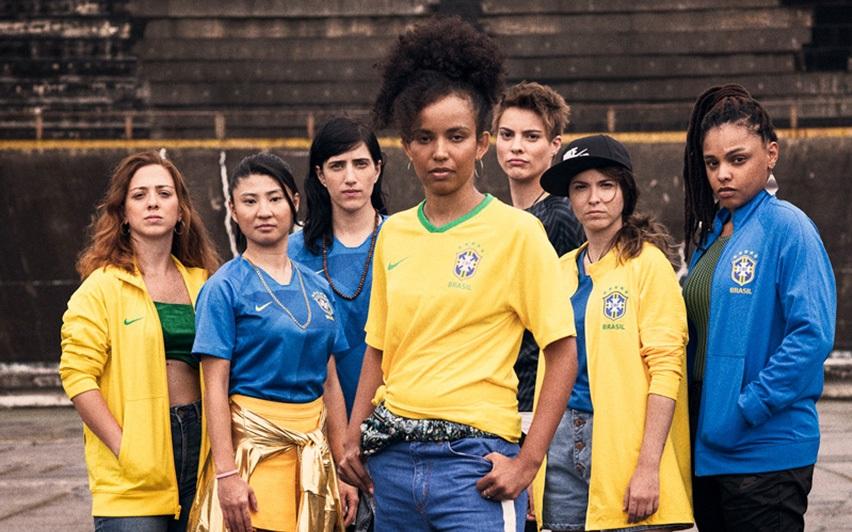 Camisa do Brasil foi a mais vendida no gênero feminino na Netshoes em 2018