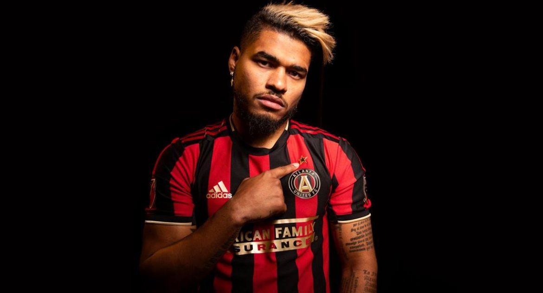 Camisas do Atlanta United 2019 Adidas